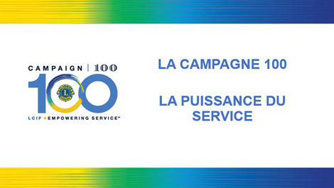 campagne 100