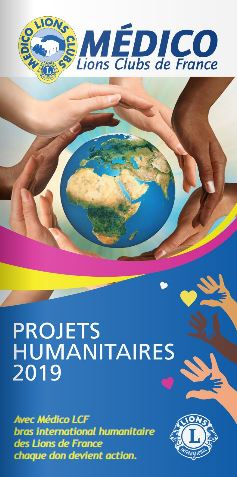 mdico projets humanitaires 2019